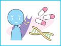 薬剤や疾患などによる変色